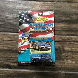 Johnny Lightning American 1997 Chevy Wisconsin